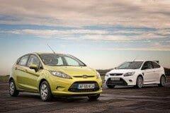 2009 Full Year Top Ten Best-Selling Cars in Britain