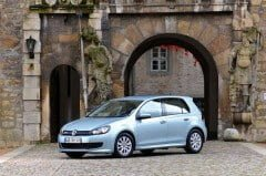 2009 Full Year Best-Selling Car Models in Germany