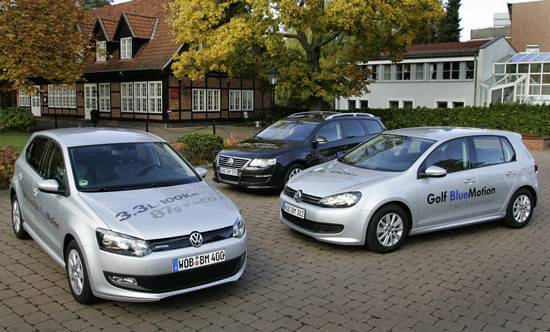 Volkswagen, Peugeot, and Ford were the top-selling motor manufacturing groups and car brands in Europe in 2009. The VW Golf was Europe's favorite car model.  © Volkswagen Media Services