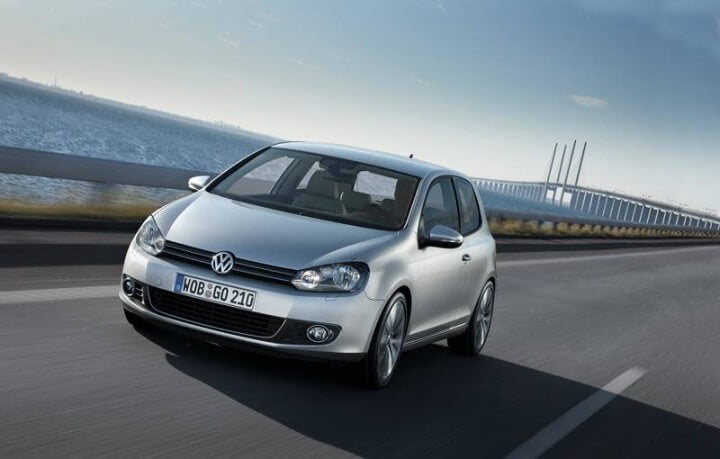 Volkswagen Golf - Switzerland's Favorite Car