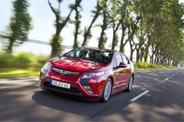 2011 Full Year Best-Selling Electric Cars in Germany in 2011