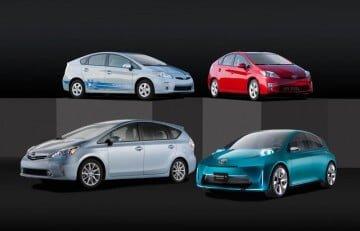 2011 Full Year Best-Selling Car Models in Japan