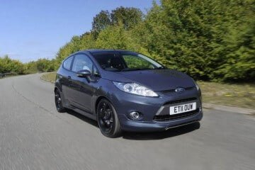 "New Ford Fiesta ""Metal"""