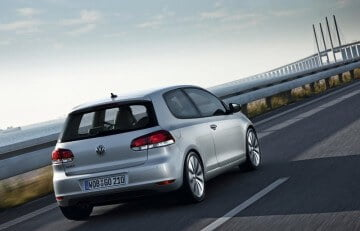 2011 Full Year Best-Selling Car Models in Germany