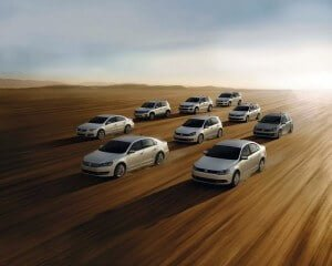 2011 Full Year Car Sales by European Country