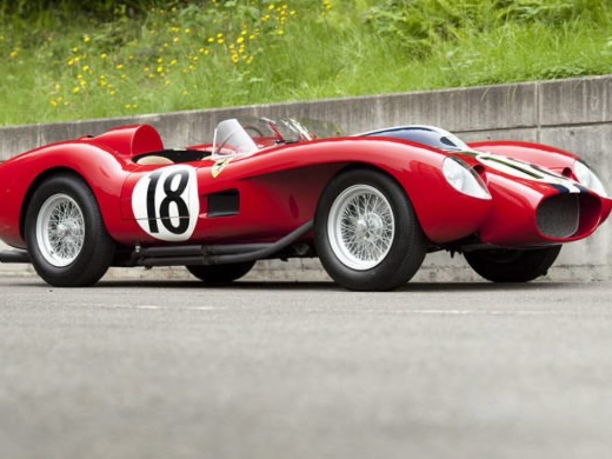 2011 Ten Most Expensive Vintage Classic Cars Sold At