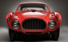 Front View of a 1952 Ferrari 340 Mexico