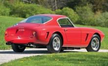 The 1960 Ferrari 250 GT SWB Berlinetta Competizione