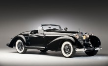 1939 Mercedes-Benz 540 K Special Roadster