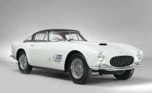 White 1955 Ferrari 375 MM