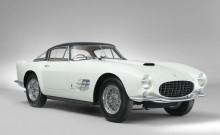 White 1955 Ferrari 375 MM
