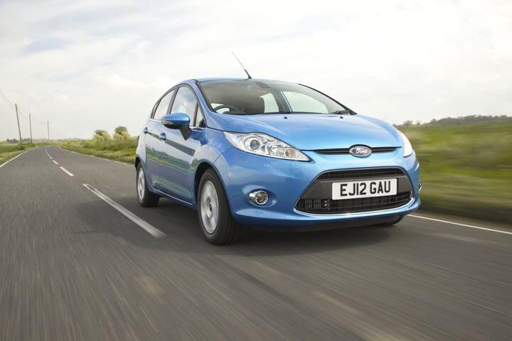 Ford Fiesta - Britain's Favorite Car