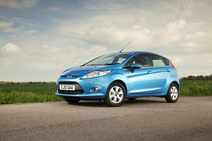 Ford Fiesta Best Selling Car Europe