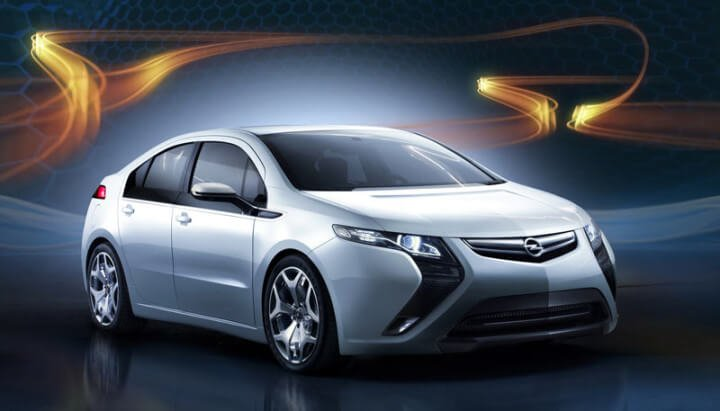 2012 (Full Year) Germany: Electric and Hybrid Car Sales - Car Sales