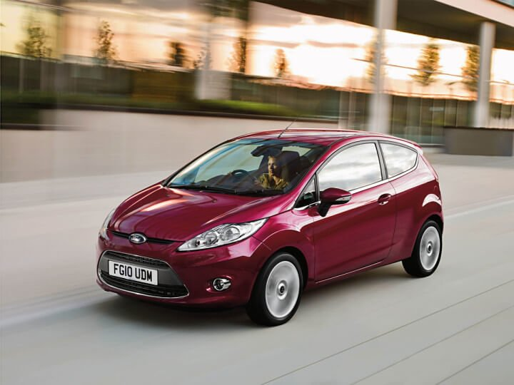 Ford Fiesta, the UK's Best-Selling Car (UK)
