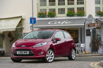 UK Ford Fiesta 2010 (UK)