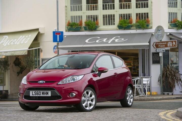 UK Ford Fiesta 2010 (UK)