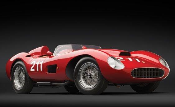 1957 Ferrari 625 TRC Racer