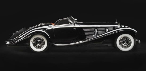 1936 Mercedes-Benz 540 K Special Roadster