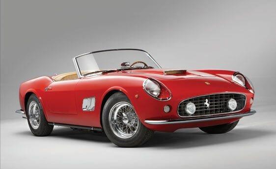 1962 Ferrari 250GT California Spider SWB
