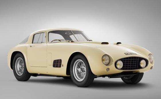 1955 Ferrari 410 S Berlinetta