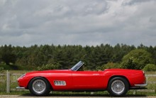 1957 Ferrari 250GT California Spider Prototype