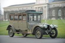 "Classic 1912 Rolls-Royce Silver Ghost  ""The Corgi"""