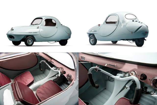 1955 Fuji Cabin microcar