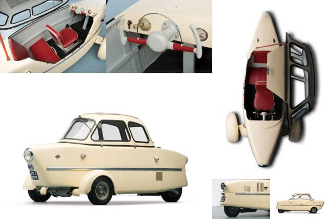 1955 Inter 175A Berline microcar