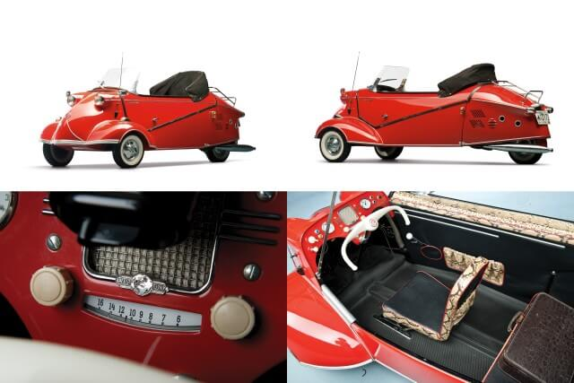 1957 Messerschmitt KR 201 Roadster microcar