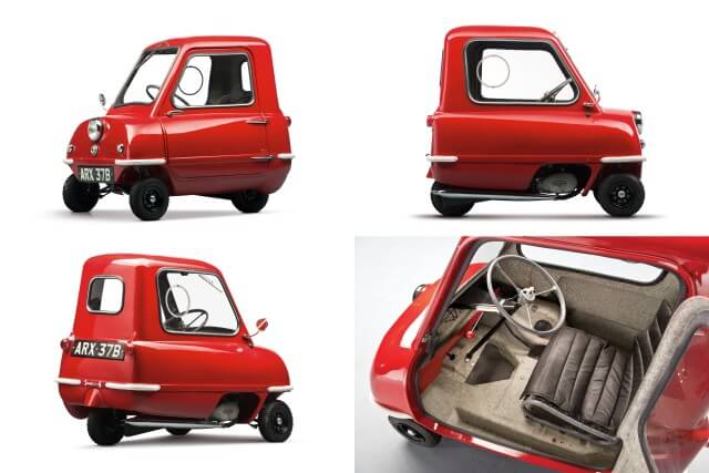 1964 Peel P50 microcar