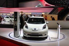 2012 (Full Year) Norway: Best-Selling Electric Car Models