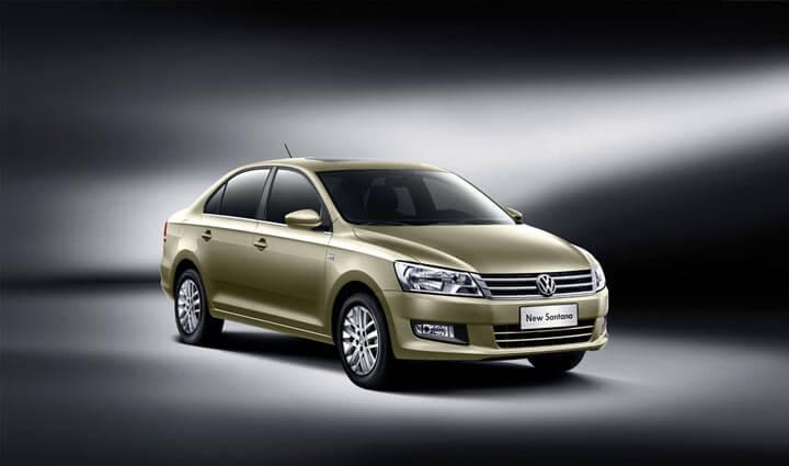 VW Santana (New) 2012