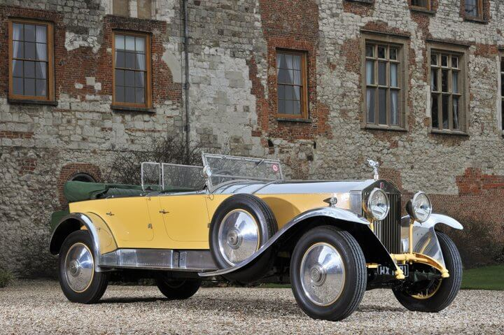 1929 Rolls Royce Phantom I