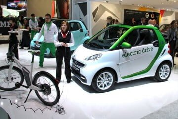 2012 (Full Year) Germany: Best-Selling Electric Car Models