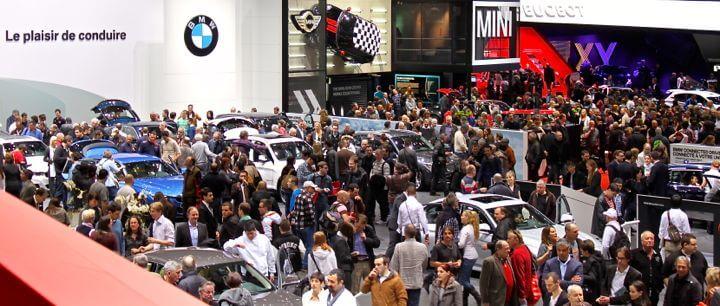 BMW and Mini at Geneva Auto Salon 2013