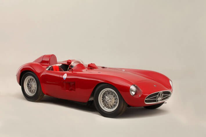 1955 300S Sports-Racing Spider