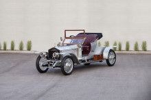 1911 Rolls-Royce Silver Ghost Roadster