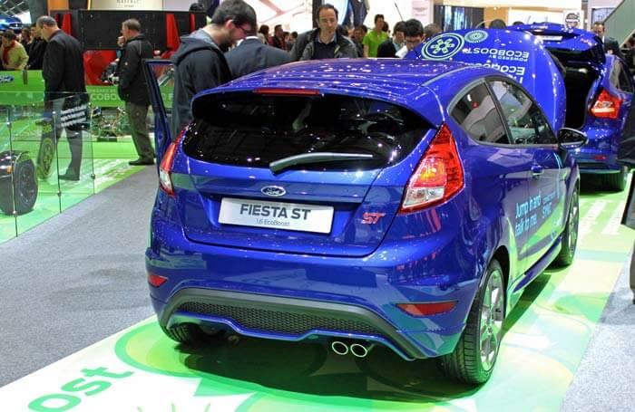 Fordd Fiesta ST 2013 Geneva Auto Salon