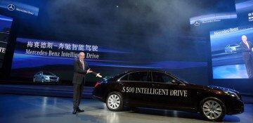 2013 (Q3) China and Worldwide German Luxury Car Sales