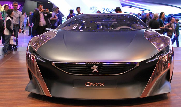 Peugeot Onyx at Geneva Auto Salon 2013