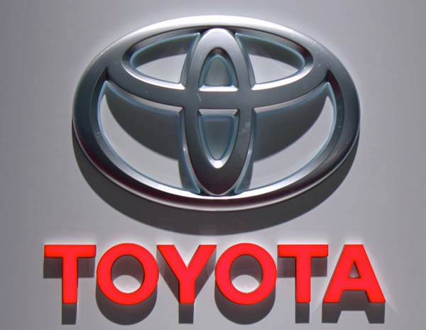 Toyota Sign
