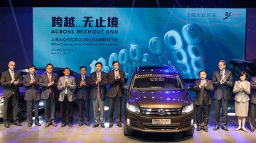 10 million VW in China