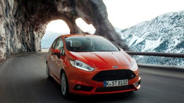2013 (Full Year) Britain: Best-Selling Car Models in the UK