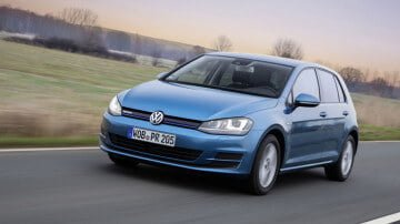 2013 (Full Year) Germany: Best-Selling Car Models