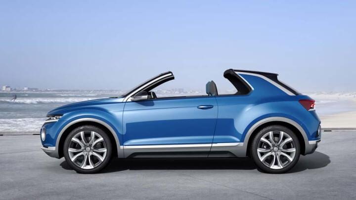 VW T-ROC SUV