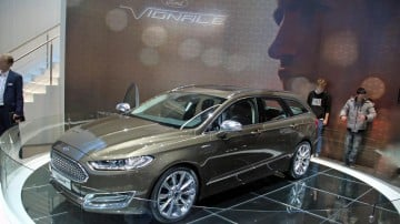 Ford Vignale at Geneva Auto Salon 2014