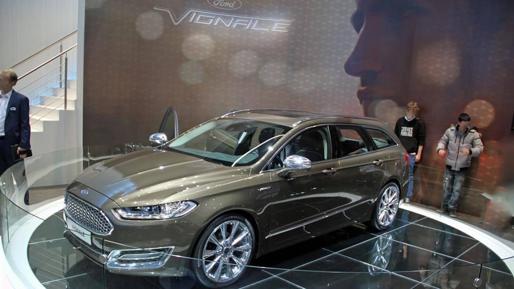 Ford Vignale at Geneva Auto Salon 2014