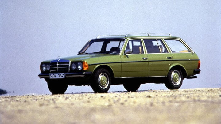 Mercedes Benz W123 T