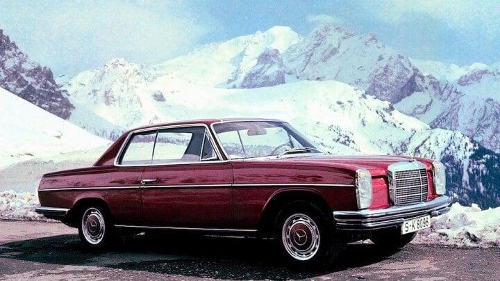 Mercedes Benz /8 Coupé